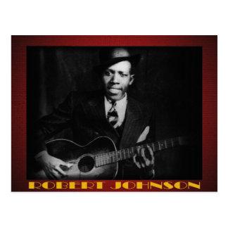 The Blues of Robert Johnson Postcard
