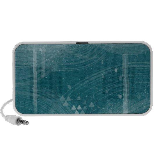 'The Blues' portable speaker system