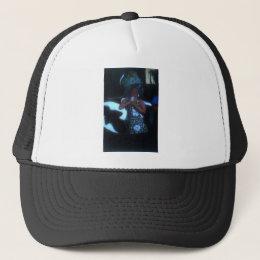 The Blues Singer Trucker Hat