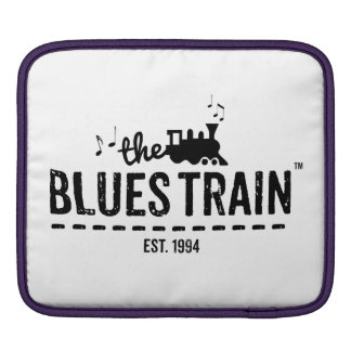 The Blues Train iPad Sleeve