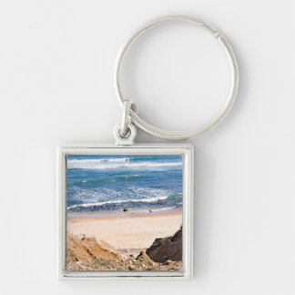 The Bluffs at Shadmoor State Park Key Chain