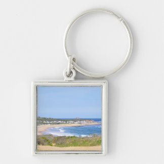 The Bluffs at Shadmoor State Park Key Chains