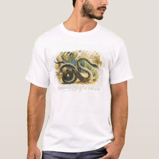 The Boa Constrictor, educational illustration pub. T-Shirt