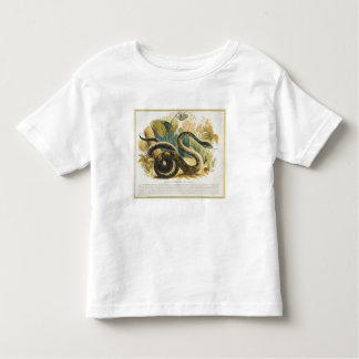 The Boa Constrictor, educational illustration pub. Toddler T-shirt