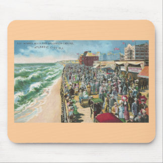 The Board Walk and Brighton Casino Mouse Pad