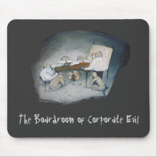 The Boardroom - Customized Mouse Pad