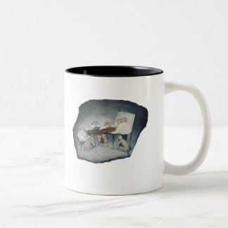 The Boardroom Two-Tone Coffee Mug