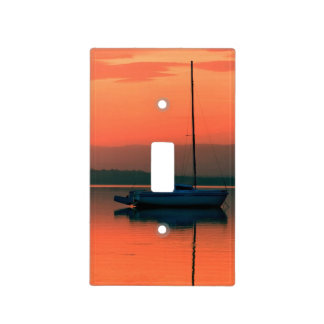 The Boat 4 Light Switch Cover
