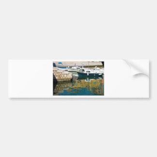 The Boat Bumper Stickers