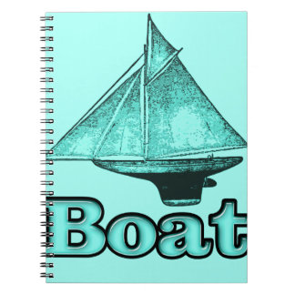 the boat notebook