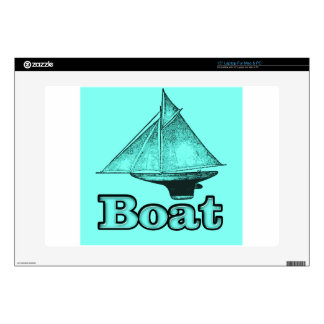the boat skin for laptop