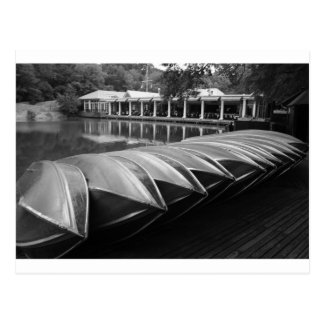 The Boathouse Central Park Postcard