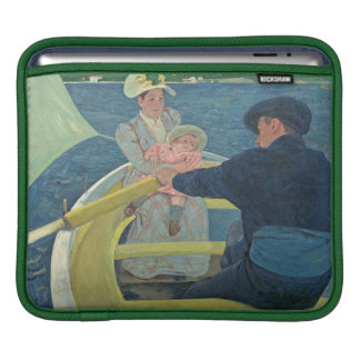 The Boating Party, 1893-94 (oil on canvas) iPad Sleeve