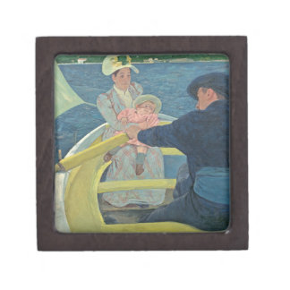The Boating Party 1893-94 oil on canvas Premium Gift Boxes
