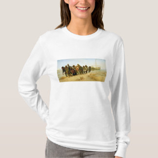 The Boatmen on the Volga, 1870-73 T-Shirt