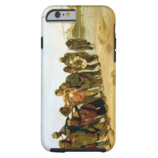 The Boatmen on the Volga, 1870-73 Tough iPhone 6 Case