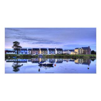 The Boatyard - Burry Port Photo Card