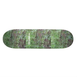 The Bob White Custom Skate Board