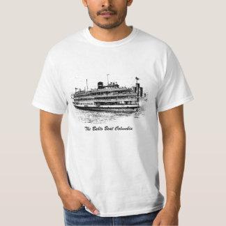 The Boblo Boat Columbia ~ Ste. Clair T-Shirt