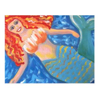 The Bodacious Mer Post Card