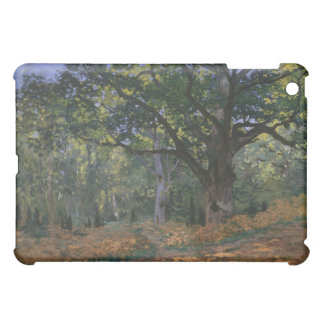The Bodmer Oak Fontainebleau Forest Claude Monet Cover For The iPad Mini