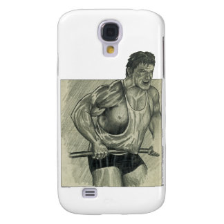 The Body Beautiful Galaxy S4 Cover