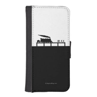 The Body iPhone SE/5/5s Wallet Case