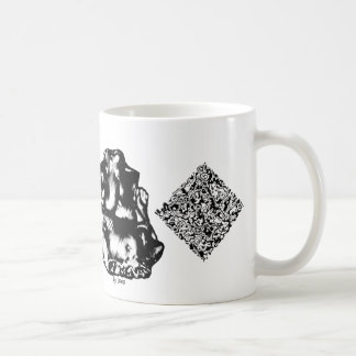 The Body of a God: Coffee Mug