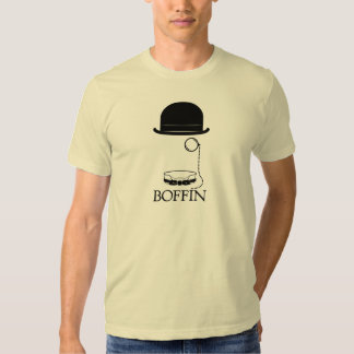 The Boffin Tee Shirts
