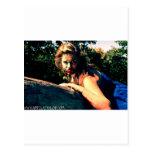 The Bog Hag by April A Taylor Postcards
