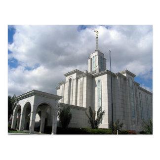The Bogotá Colombia LDS Temple Postcard