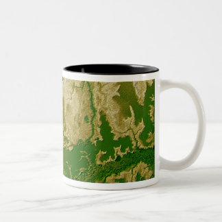 The Bolivian Amazon Two-Tone Coffee Mug
