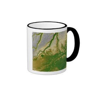 The Bolivian Amazon Ringer Coffee Mug