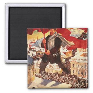 The Bolshevik, 1920 Magnet