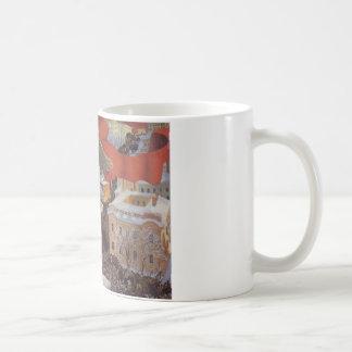 The Bolshevik by Boris Kustodiev Coffee Mug