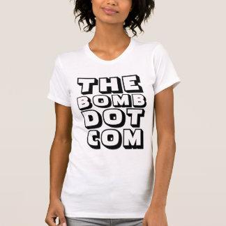 THE BOMB DOT COM T SHIRT