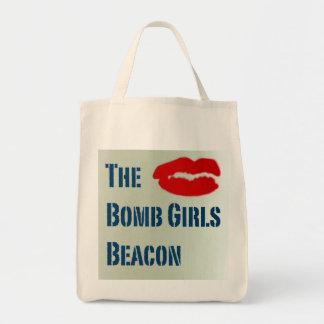 The Bomb Girls Beacon Tote Bag