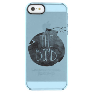 The Bomb. Uncommon Clearly™ Deflector iPhone 5 Case