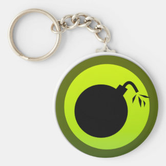 The Bomb Keychain
