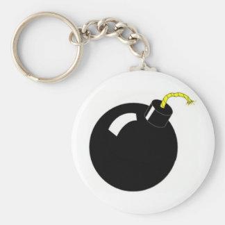 The Bomb Keychain