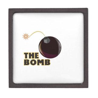 The Bomb Premium Keepsake Boxes