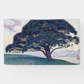 The Bonaventure Pine by Paul Signac Banner