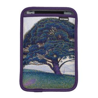 The Bonaventure Pine by Paul Signac iPad Mini Sleeves