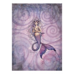 The Bond Mermaid Mother and Baby Print