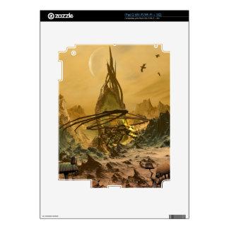 The Bone Dragon's Lair Skin For iPad 2