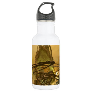 The Bone Dragon's Lair Stainless Steel Water Bottle