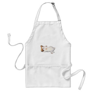 The Bone Thief (Hamster) Apron