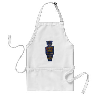 The Bonnie and Clyde Canival Shooting Target Adult Apron