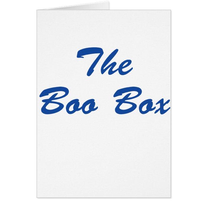 The Boo Box!!! Card