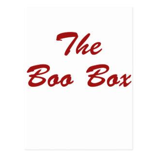 The Boo Box Postcard